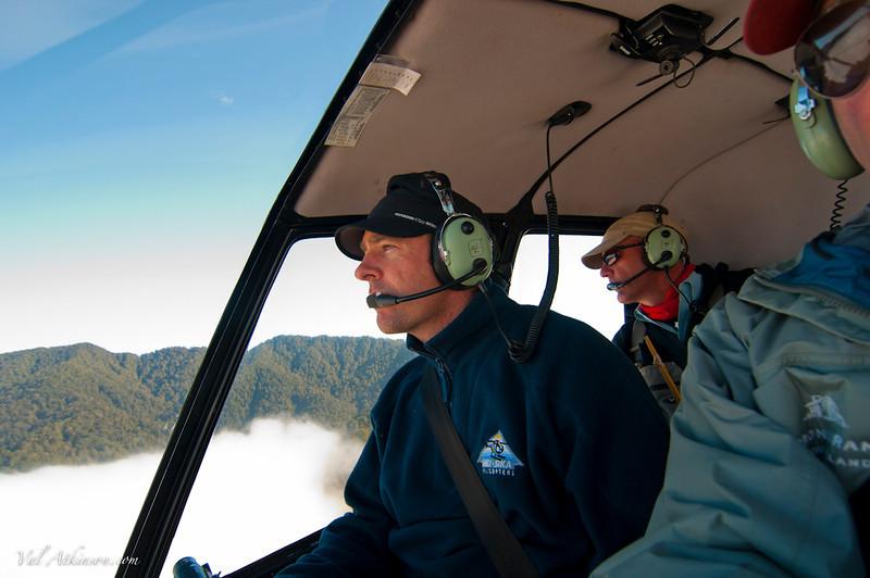 Ben Hall- chopper pilot at last.