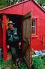 scott murray at the red hut