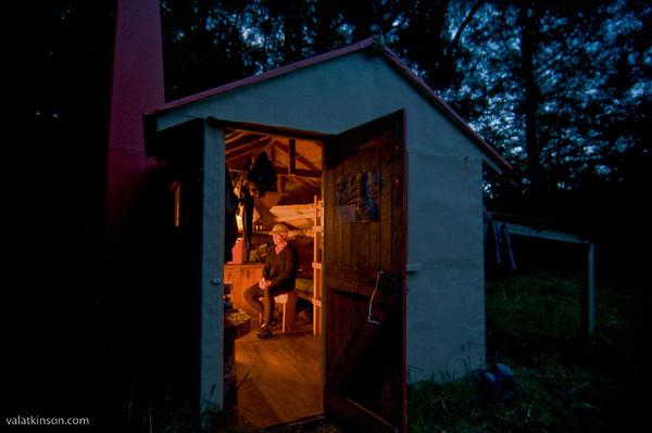 red hut #1