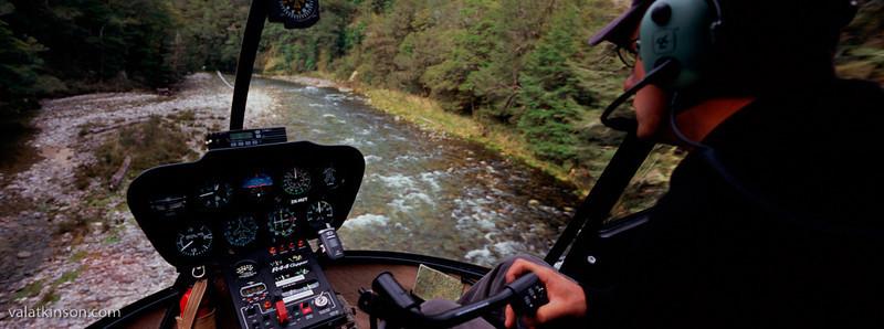 remote chopper