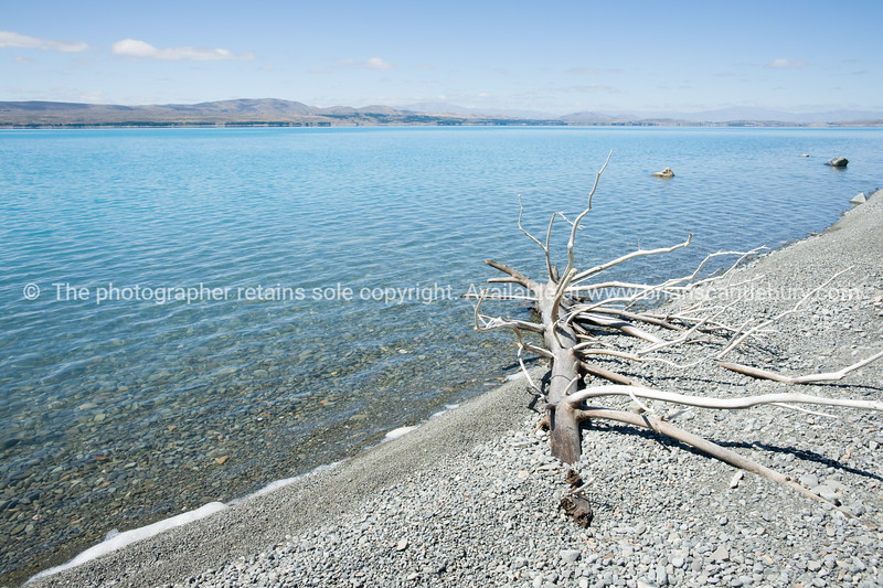 Lake Pukaki, South Island NZ