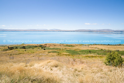 Lake Pukaki, South Island NView from Pete's Lookout, Lake Pukaki. NZ