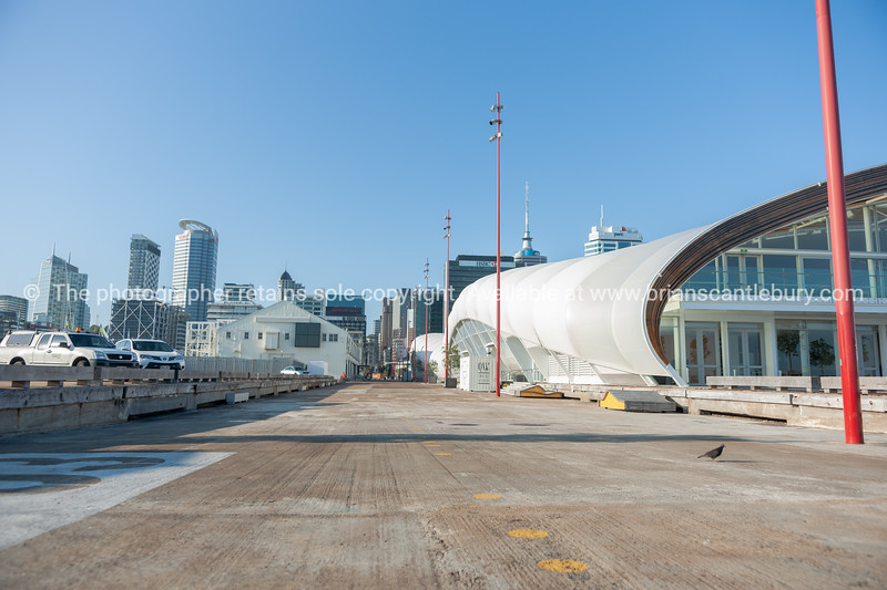 Building named The Cloud is a multi-purpose event venue located on Queen's Wharf on the Auckland waterfront