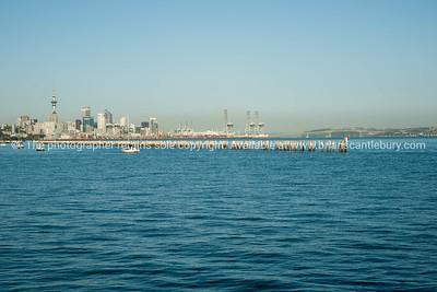 Okahu Bay, Auckland.