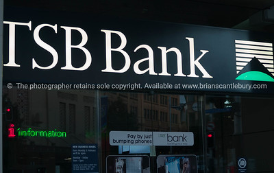 TSB logo and shop front.