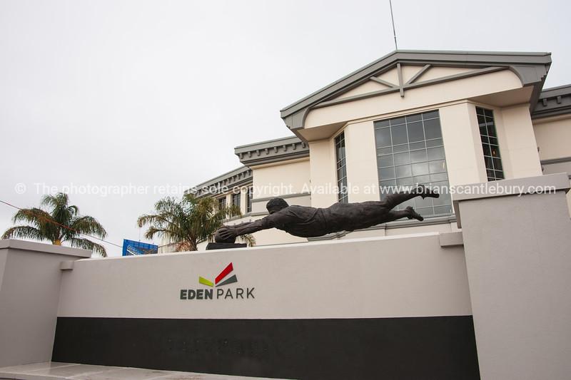 Eden Park.