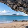 Rangitoto Island on distant horizon
