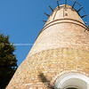 Old brick tower.