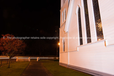 Cambridge,night scenes.