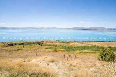Lake Pukaki, South Island NView from Pete's Lookout, Lake Pukaki. NZ