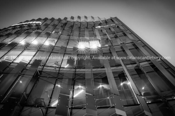 Deloitte building example modern architecture