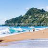 Tairua Ocean Beach. Coromandel Peninsula