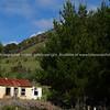 Tokomaru Bay rural scene; Deserted house. New Zealand images.
