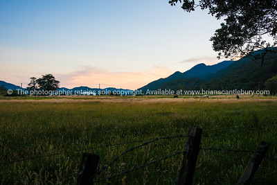Te Araroa Landscape. New Zealand images.