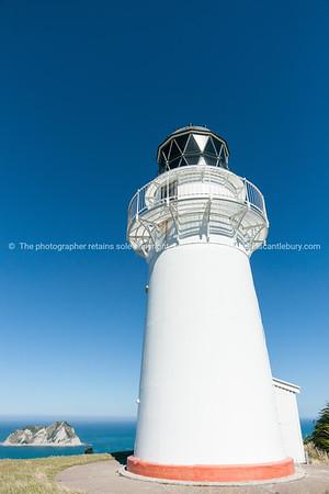 East Cape lighthouse. New Zealand Images.
