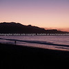 Evening fishing at Tokomaru Bay on East Coast. New Zealand images.