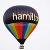 Hamilton, hot air balloon at the Balloon Festival.