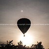 Balloon silhouette.