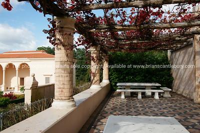 Italian Renaissance Garden Medici Court
