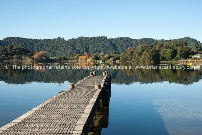 Lake Okareka, Rotorua.
