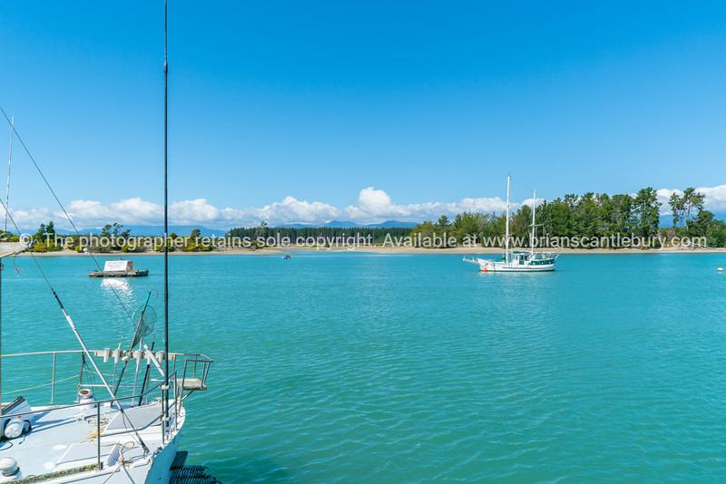 Waimea Estuary at Mapua on Tasman Bay
