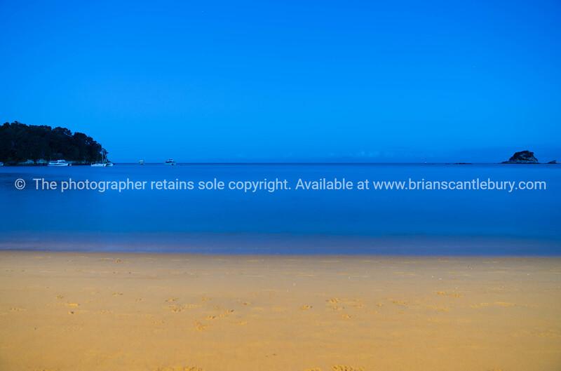 Kaiterteri Beach Tasman New Zealand