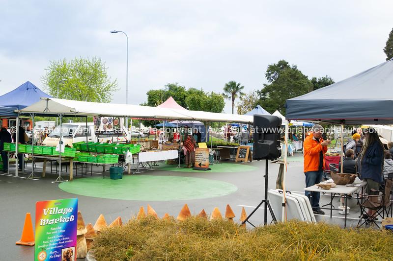 Saturday village markets