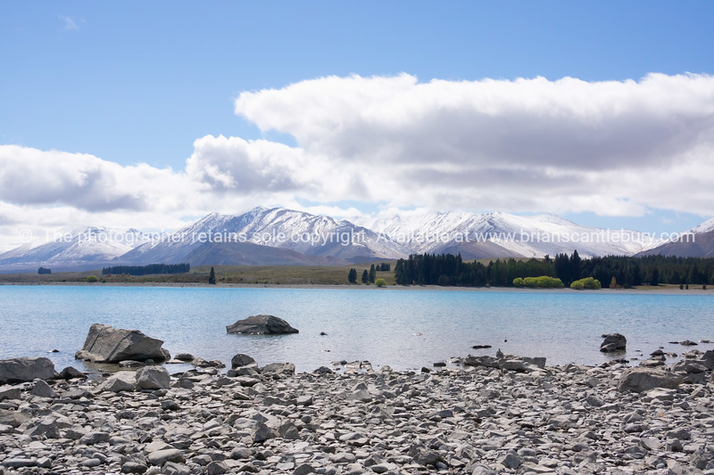 Ruataniwha Inlet foreshore at low tide