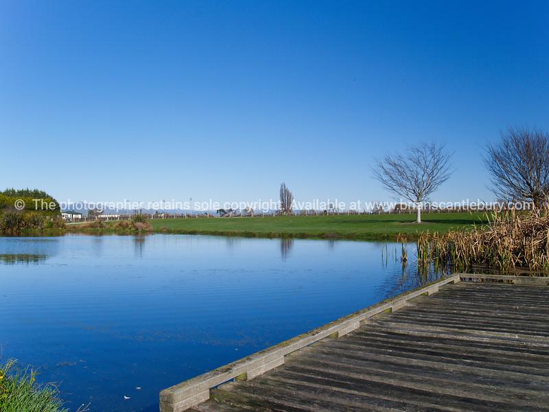 Blenheim landscape. New Zealand Image.