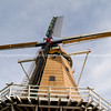 Dutch windmill, Foxton, New Zealand.