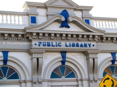 Public Library, Hawera