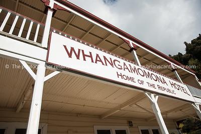 Whangamomona Hotel.