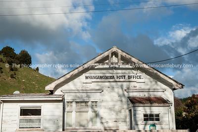 Old buildings,