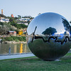 Bearing. Wanganui Riverside. New Zealand. - Abstract Public Sculptures