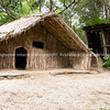 Whare in Rewa's Village, Kerikeri. Northland, New Zealand images.