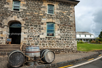 Historic Stone Store, Kerikeri. Northland