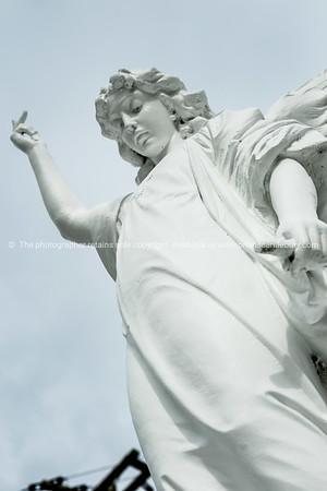White angel.