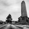 Lest we Forget, WW1 Memorial in city's Queens Gardens