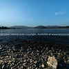 Stony waters edge of Lake Wanaka