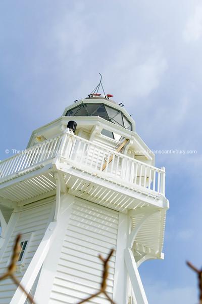 Moeraki Lighthouse structure