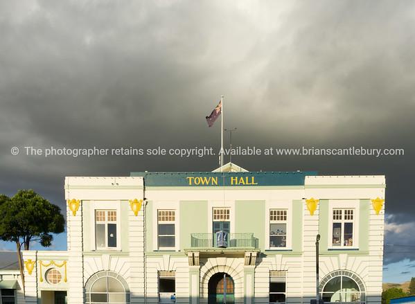 Taihape Town HAll