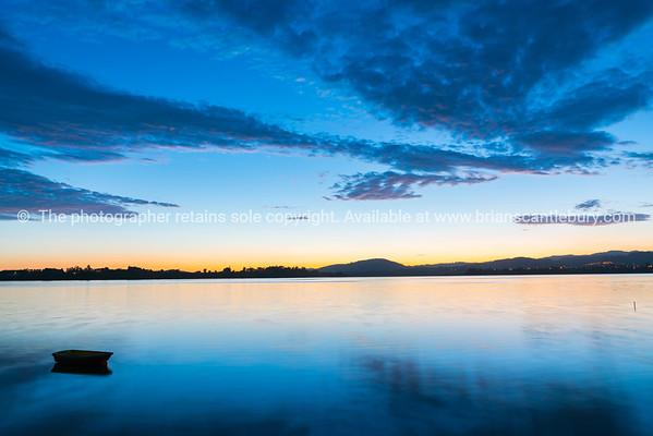 Taurang glorious sunrise