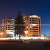 Apartments and buildings on Mount Maunganui Oceanbeach