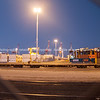 Tauranga Container Port facility on Sulphur Point.