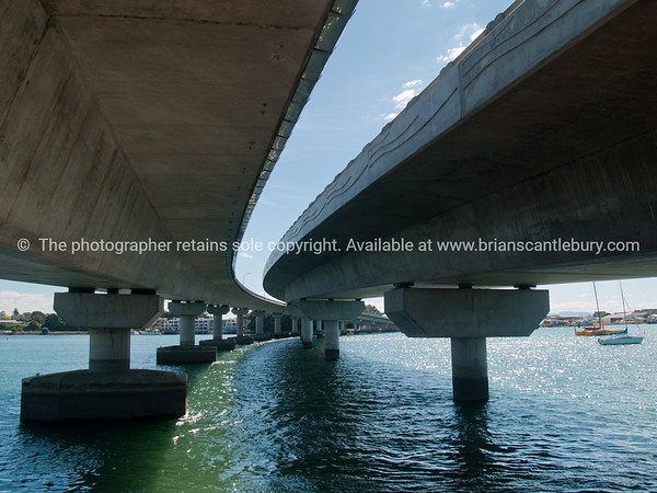 Tauranga Harbour Crossing.