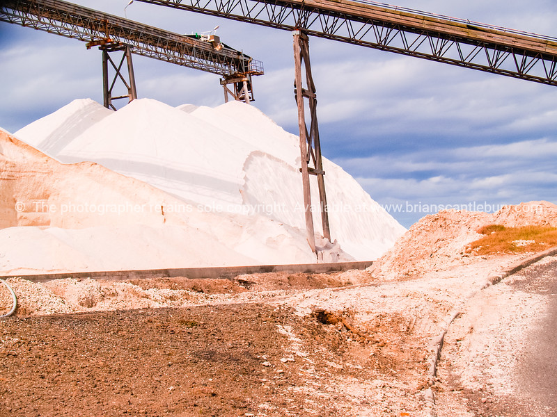 """Salt work, mountain of salt. -1 See;  <a href=""""http://www.blurb.com/b/3811392-tauranga"""">http://www.blurb.com/b/3811392-tauranga</a> mount maunganui landscape photography, Tauranga Photos; Tauranga photos, Photos of Tauranga Also see; <a href=""""http://www.brianscantlebury.com/Events"""">http://www.brianscantlebury.com/Events</a>"""