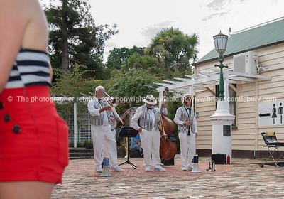 Village Jazz Festival.
