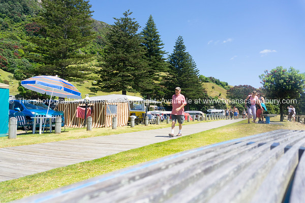 Summer holdays, Kiwi-style at Mounmt Maunganui