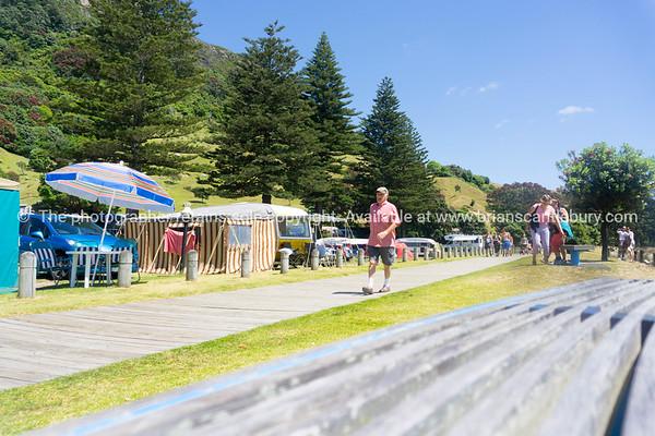 Summer holdays, Kiwi-style at Mounmt Maunganui