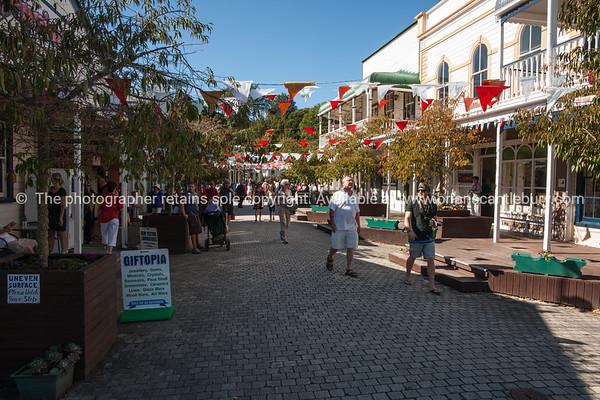 "Jazz Festival, Tauranga Historic Village street and crowd. Tauranga's ""New Orleans"".<br /> See more Jazz Festival images in my ""EVENTS"" gallery. See;  <a href=""http://www.blurb.com/b/3811392-tauranga"">http://www.blurb.com/b/3811392-tauranga</a> mount maunganui landscape photography, Tauranga Photos; Tauranga photos, Photos of Tauranga Also see; <a href=""http://www.brianscantlebury.com/Events"">http://www.brianscantlebury.com/Events</a>"